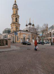 Церковь Николы в Толмачах, 1697 г.