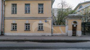 Дом с боковым флигелем, усадьба, начало XIX в.