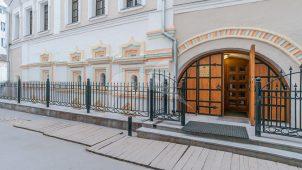 Палаты Титова, середина XVIII в.