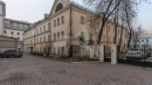Жилой дом, 2-я половина XVIII в. — XIX в., городская усадьба