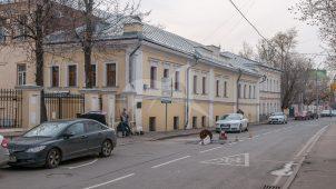 Палаты в Кадашевской слободе, XVII в.