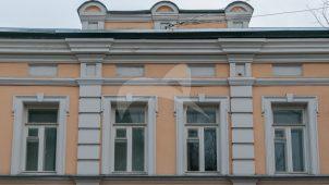Жилой дом, XIX — начало XX в. с включением в объем постройки XVIII в., усадьба Н.Г. Григорьева