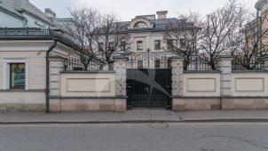 Главный дом купеческой усадьбы, 1-я половина XVIII в., 1-я треть XIX в.