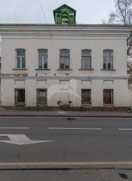 Главный дом, XVIII в., 1870-е гг., городская усадьба, XVIII-XIX вв.