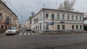 Флигель, 1840 г., 1880-е гг., городская усадьба, XVIII-XIX вв.