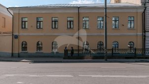 Жилой дом, комплекс жилых домов с лавками, 1-я половина XIX в.