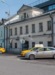 Жилой дом, фрагмент застройки Кадашевской набережной, XVIII-XIX вв.