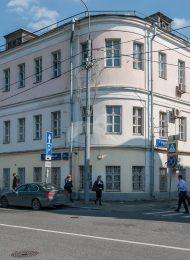 Жилой дом, комплекс застройки Кадашевской набережной, XVIII-XIX вв.