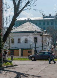 Палаты во дворе, XVII в., дом Гусятниковых