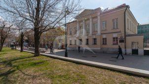 Дом Гусятниковых, XVII-XVIII вв., 1822 г.