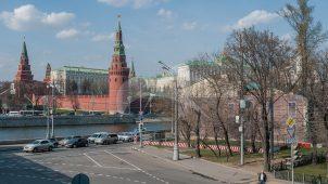 Водовзводная башня, ансамбль Московского Кремля