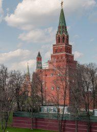 Боровицкая башня, ансамбль Московского Кремля