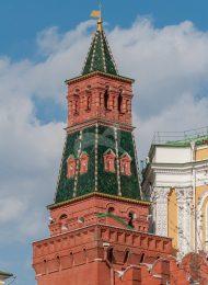 Благовещенская башня, ансамбль Московского Кремля