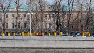 Главный дом, середина XVIII в. — 1-я половина XIX в., 1860-1876 гг., комплекс зданий Мариинского женского училища