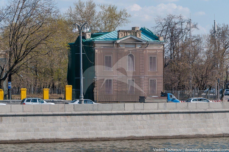 Дом директора (главный дом городской усадьбы), 1-я половина  XVIII — конец XIX вв., товарищество «Эйнем»