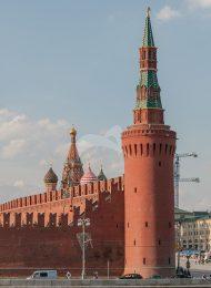 Беклемишевская башня, ансамбль Московского Кремля