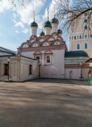 Церковь Софии, 1682 г. с  трапезной 1891-1893 гг.