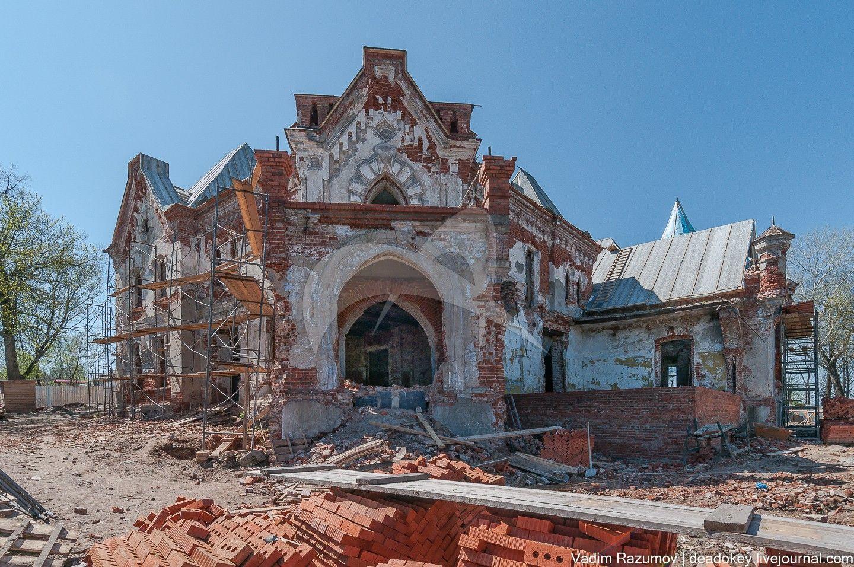 Главный дом, рубеж XIX — ХХ вв., усадьба «Тарасково»