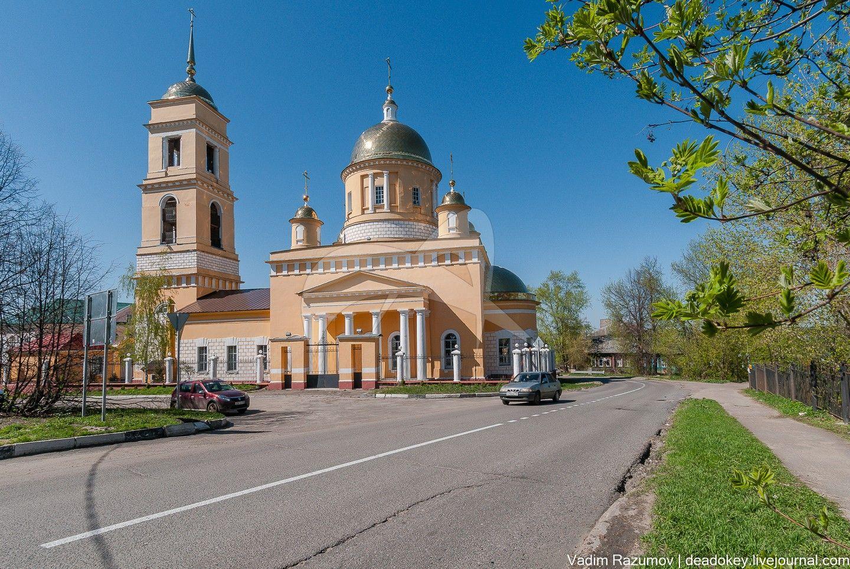 Собор Успенский, 1837 г.