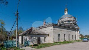 Церковь Святителя Николая «Николы Ратного» (Троицкая), 1815 г., 1846 г., середина XIX в.