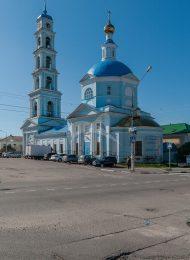 Церковь Введения во храм Пресвятой Богородицы, 1802 г.