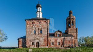Церковь Михаила Архангела, 1715 г.