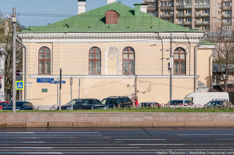 Дом, начало XIX в., усадьба А.К. Коптева — Н.А. Мейендорф. В этом доме, в 1872-1873 гг. жил и работал композитор П.И. Чайковский