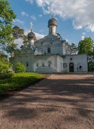 Церковь Михаила Архангела, 1681 г., ансамбль усадьбы Архангельское