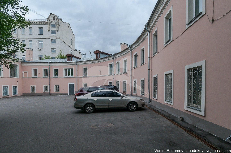 Флигель городской усадьбы, 1-я четверть XIX в., усадьба, XIX в.