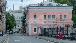 Городская усадьба Барятинских, середина XVIII в. — 1-я половина XX в.