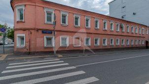 Дом, в котором в 1880-1890 гг. жил Ключевский Василий Осипович