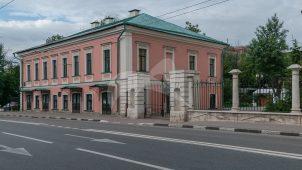 Доходный дом с лавками храма Успения Богородицы в Казачьей слободе, 1863-1864 гг.