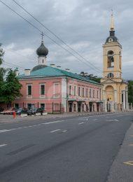Церковь Успения в Казачьей слободе, 1695 г. Колокольня