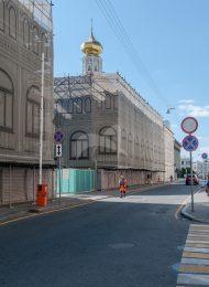 Комплекс торговых зданий «Богоявленские линии», 1870-е гг.