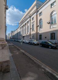 Новый Гостиничный двор, начало XIX в.