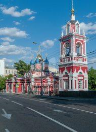 Церковь Георгия на Псковской горе, 1626 г. Колокольня, конец XVIII в.