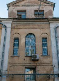 Главный дом, XVIII-XIX вв., городская усадьба Одоевских — Черкасских — Шереметевых — Хаджи-Консты