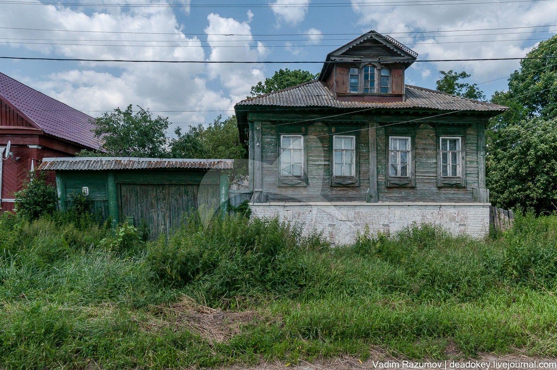 Дом жилой, перваяполовинаXIX в., усадьба крестьянская