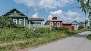 Улица Генералова, середина XIX века