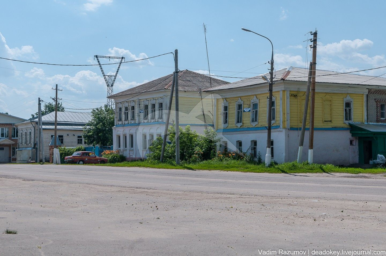 Площадь соборная, XVII-XIX вв.