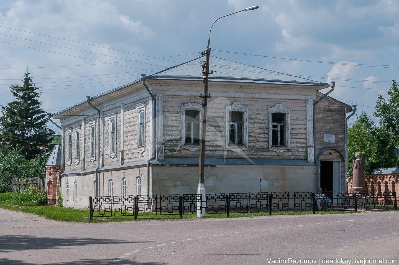 Дом жилой Брониных, серединыXIXв.