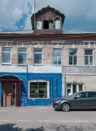Дом П.Г. Мымрикова, середины XIX в.