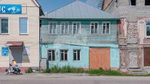 Дом Боровковых, середина XIX в.