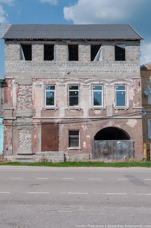 Дом Боровковых