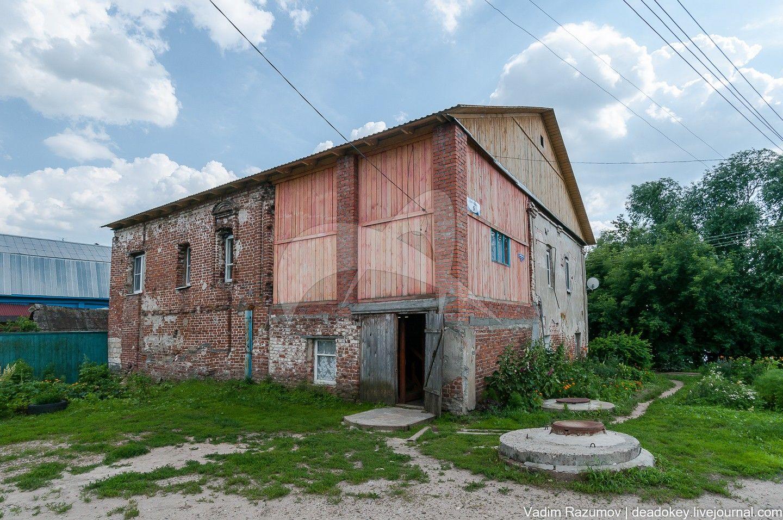 Дом Шкоренковых, середина XVIII в.