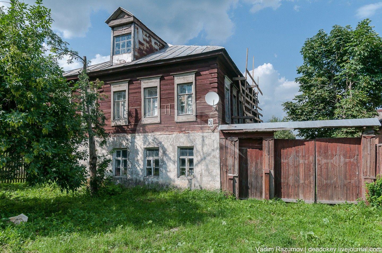 Дом жилой Мымриковых, перваяполовина XIX в.