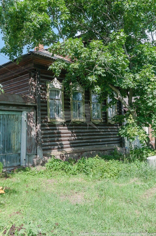 Дом Кулешовых, середина XIХ в.