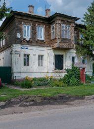 Сельская больница, конец XIX в.