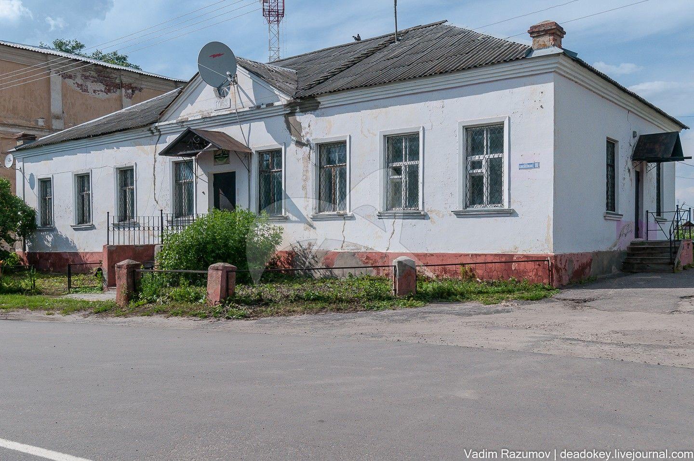 Дом управляющего Лавренкова, середина XIX в.