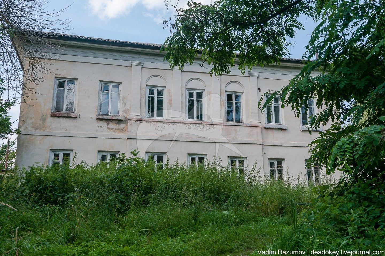 Дом Рюминых, начало XIХ в.